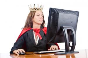 Computer Queen 3x2